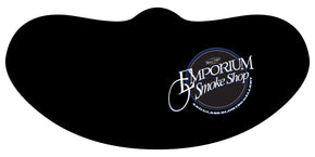 Emporium Smoke Shop Logo Face Mask