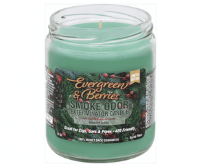 Evergreen & Berries Smoke Odor Candle