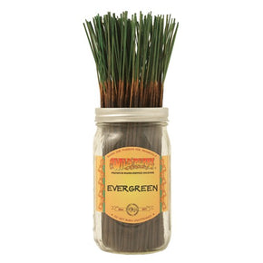 Evergreen Wild Berry Incense Sticks