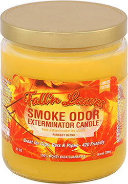 Fall'n Leaves Smoke Odor Candle