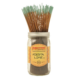 Fiesta Lime Wild Berry Incense Sticks