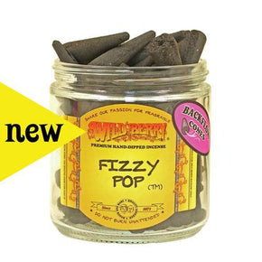 Fizzy Pop Wild Berry Backflow Incense Cones