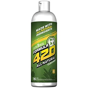 Formula 420 All Natural Glass Cleaner