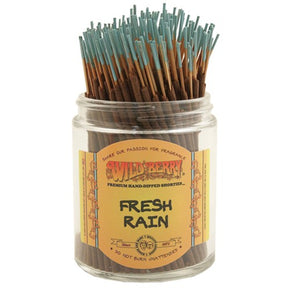 Fresh Rain Wild Berry Mini Incense Sticks