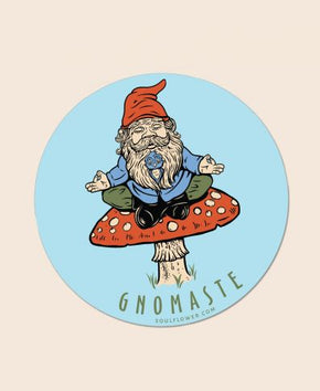 Gnomaste Sticker by Soul Flower