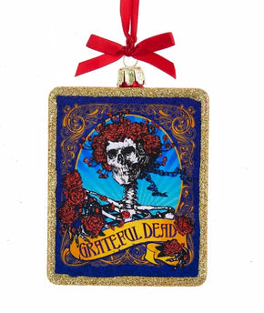 Grateful Dead™ Album Cover Glass Ornament