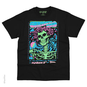 Grateful Dead Bertha Blacklight Reactive T-Shirt