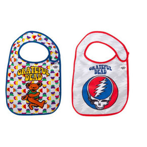 Grateful Dead Bib 2 Pack