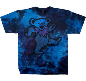 Grateful Dead Big Bear Tie Dye T-Shirt