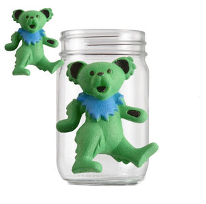 Grateful Dead Dancing Bear Grow Toy