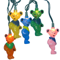 Grateful Dead™ Dancing Bears Light Set