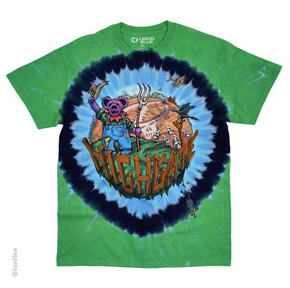 Grateful Dead Highgate Tie Dye T-Shirt
