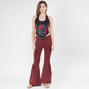 Grateful Dead Pearl Ladies Top