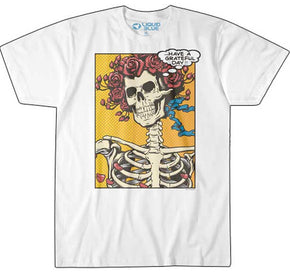 Grateful Dead Pop Art Bertha T-Shirt