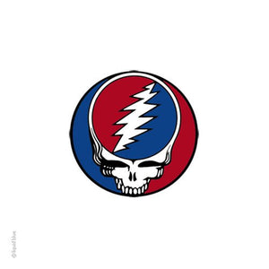 Grateful Dead SYF Window Sticker 3""