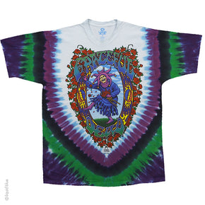 Grateful Dead Seaons of the Dead Tie Dye T-Shirt
