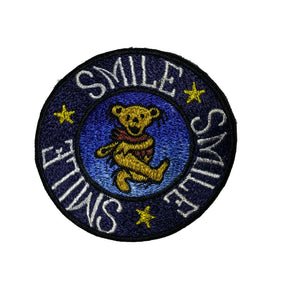 Grateful Dead Smile Smile Smile Patch