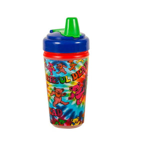 Grateful Dead Tie Dye Swirl Sippy Cup