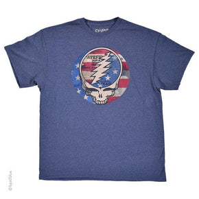 Grateful Dead USA Distressed SYF T-Shirt