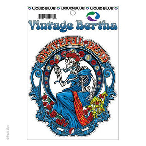 Grateful Dead Vintage Bertha Sticker