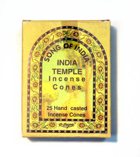Inda Temple Cone Incense Cones
