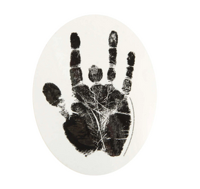 Jerry Garcia Black Hand Sticker