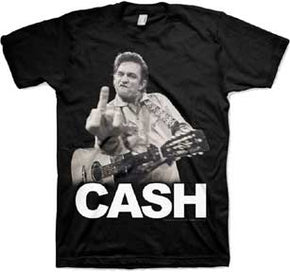 Johnny Cash Flippin' T-Shirt