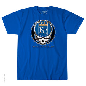 Kansas City Royals Steal Your Base T-Shirt