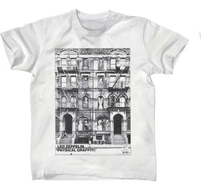 Led Zeppelin Phuysical Graffiti T-Shirt