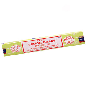 Lemongrass Satya Sai Baba 15g Incense Sticks