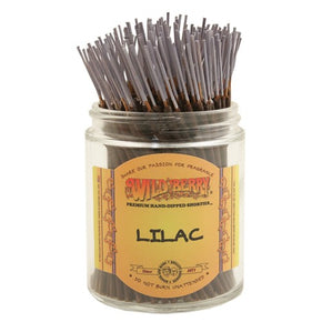Lilac Wild Berry Mini Incense Sticks