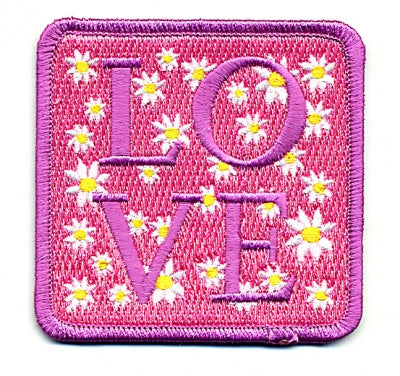 Love & Daisies Patch
