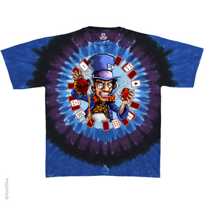 Mad Hatter Tie Dye T-Shirt