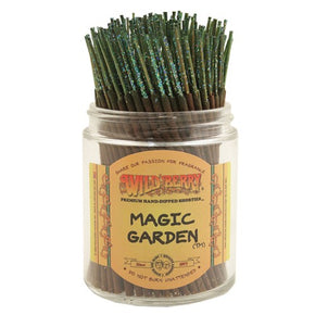 Magic Garden Wild Berry Mini Incense Sticks