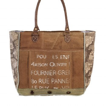 Maison Olivier Bag By Clea Ray