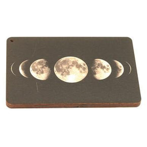 Moon Phases Incense Burner