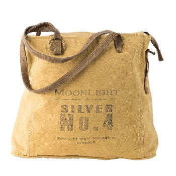 Moonlight Silver No. 4 Tote By Clea Ray