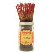 Myrrh Wild Berry Incense Sticks