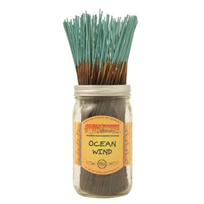 Ocean Wind Wild Berry Incense Sticks