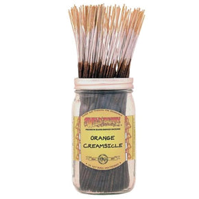 Orange Creamsicle Wild Berry Incense Sticks