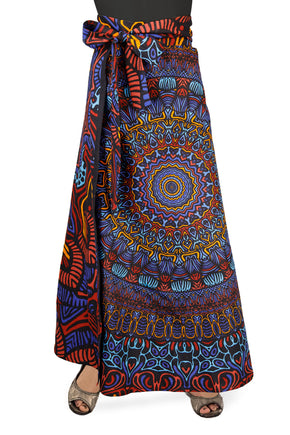 Origin of Life Wrap Skirt