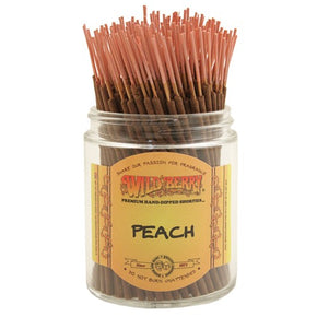 Peach Wild Berry Mini Incense Sticks