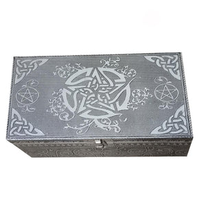 Pentagram Star Jewelry Box
