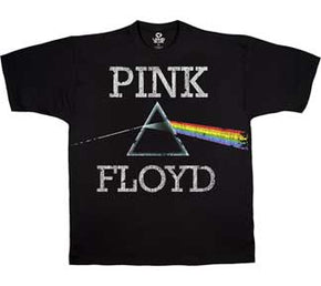 Pink Floyd Dark Side of the Moon Classic T-Shirt