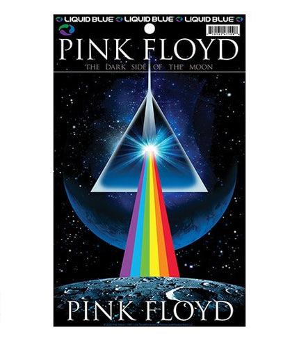 Stickers, Patches, & More! \ Stickers \ Pink Floyd