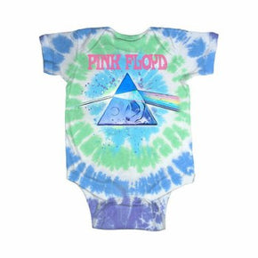 Pink Floyd Kids Dark Side Oil Paint Baby Onesie