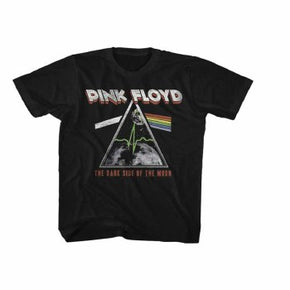Pink Floyd Moon Pulse Kids T-Shirt