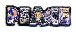 Psychedelic Peace Patch
