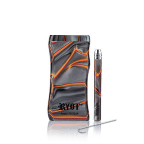 RYOT Acrylic Magnetic Dugout with Matching One Hitter - Large