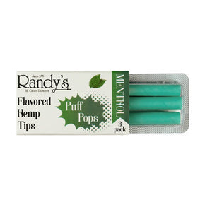Randy's Puff Pops Menthol Tips